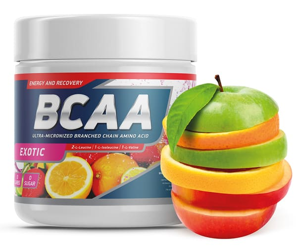 БЦАА Glab 2:1:1 фруктовый пунш