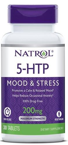 200 мг 5-HTP Natrol