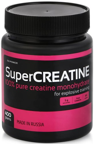 Super Creatine в 400 граммах