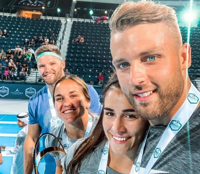 Dubai CrossFit Championship 2018-win-team