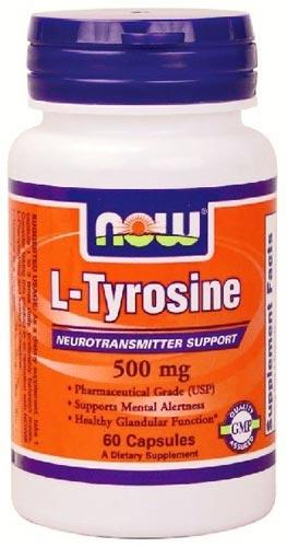 Тирозин от Нау 60 капсул