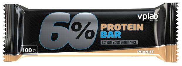 Protein Bar 60% 100 грамм