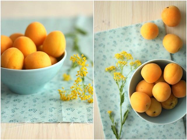 Абрикосы хороший продукт с отрицательной калорийностью
