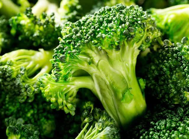 Брокколи отличный продукт с отрицательной калорийностью