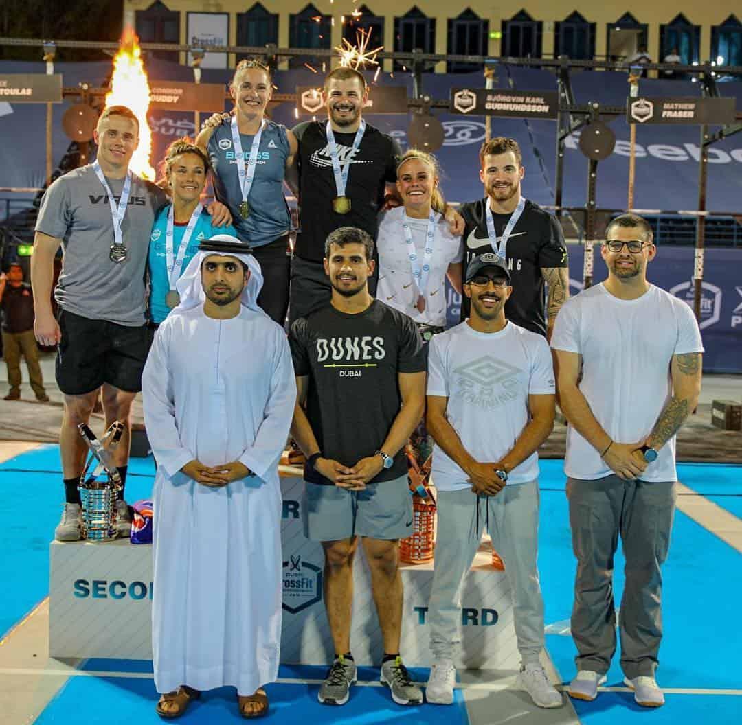 Dubai CrossFit Championship 2018-saudalshamsii