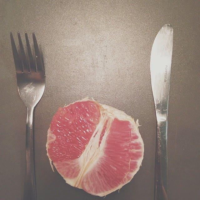 Грейпфрут горький продукт с отрицательной калорийностью