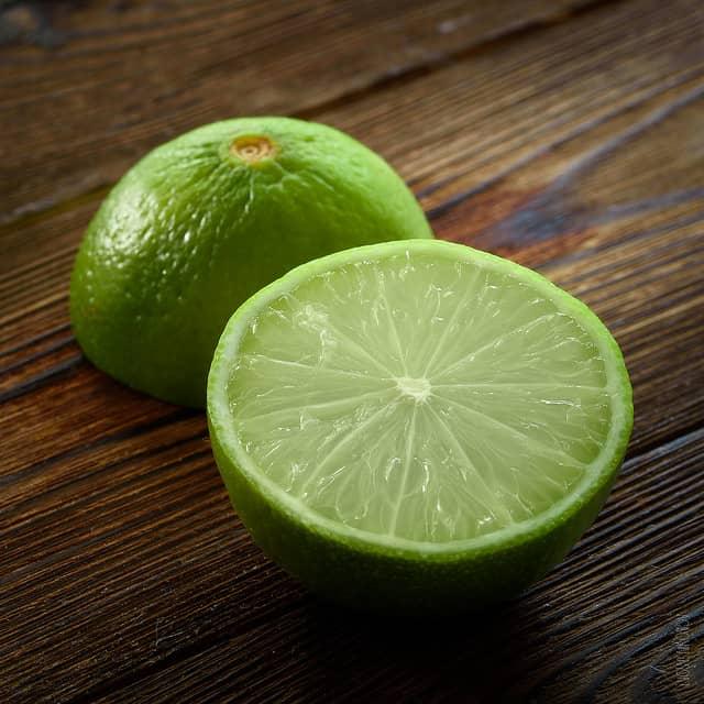 Лайм хороший продукт с отрицательной калорийностью