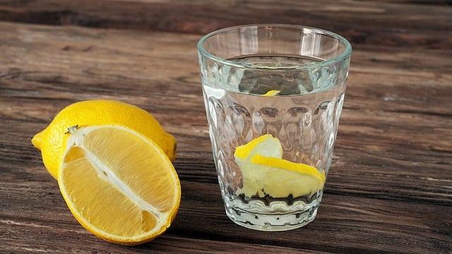 Лимон прекрасный продукт с нулевой калорийностью