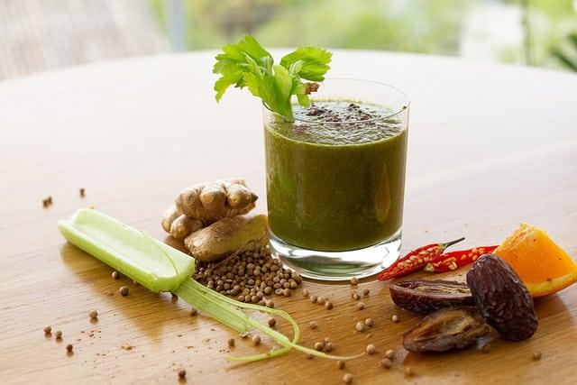 Сельдерей лучший продукт с нулевой калорийностью