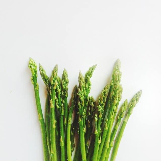 Спаржа продукт с отрицательной калорийностью