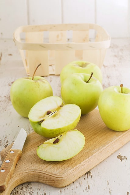 Яблоки лучший продукт с нулевой калорийностью