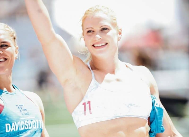Атлетка Энни Торисдоттир пропустит Dubai CrossFit Championship 2018
