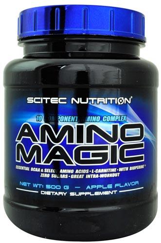 Amino Magic со вкусом яблока