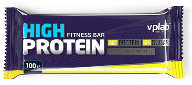 High Protein bar с бананом