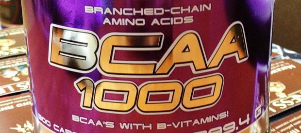 BCAA Scitec Nutrition 1000