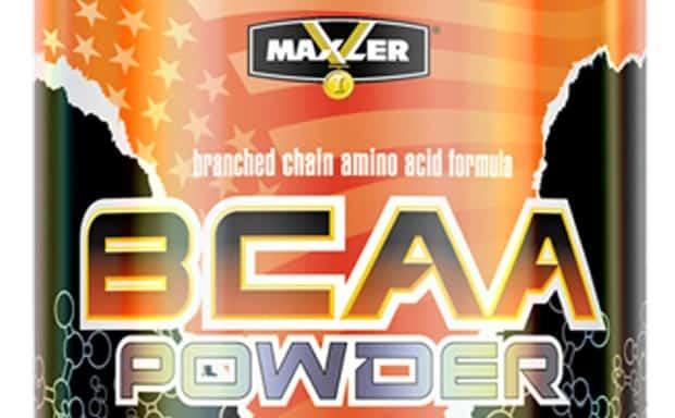 BCAA Maxler Powder