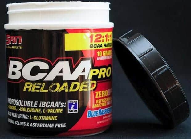 BCAA SAN Pro Reloaded