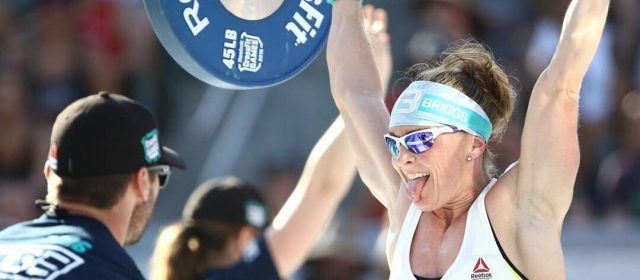 Australian CrossFit Championship 2019-finalist
