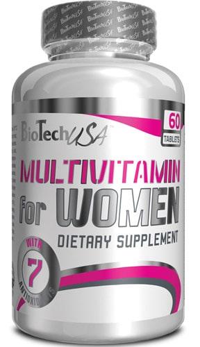 Витаминные капсулы для женщин