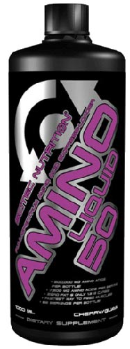 Amino Liquid с вишней и гуавой