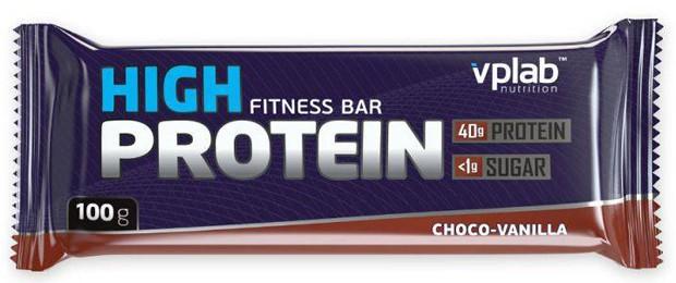 High Protein bar с шоколадом
