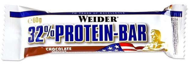 Weider 32% Protein Bar со вкусом шоколада