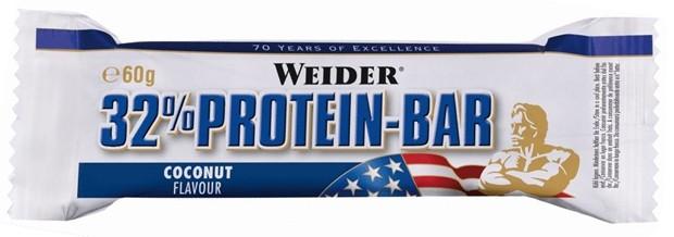 Weider 32% Protein Bar со вкусом кокоса