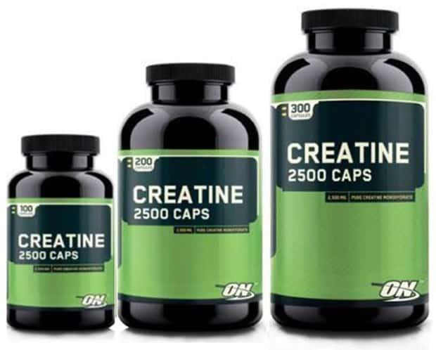 Креатин от Optimum Nutrition в капсулах