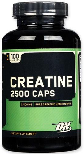 Капсулы креатина 100 штук