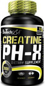 Упаковка Creatine pH-X 90 капсул