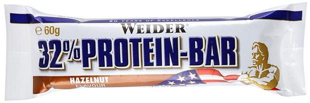 Weider 32% Protein Bar со вкусом ореха