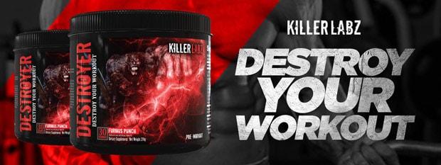 Destroyer от Killer Labz