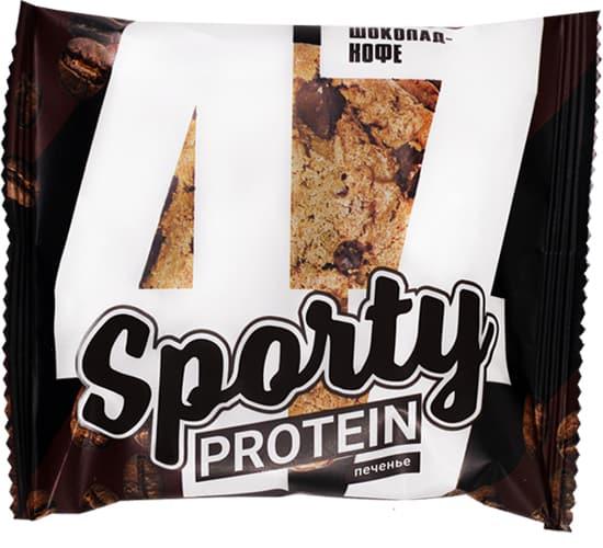 Печенье Sportyprotein кофе