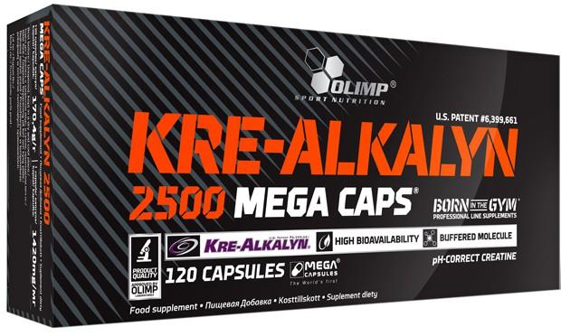 Форма выпуска добавки kre-alkalyn