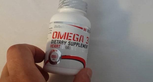 Омега 3 от Biotech