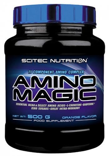 Amino Magic со вкусом апельсина