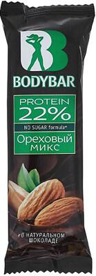 Bodybar 22% ореховый микс