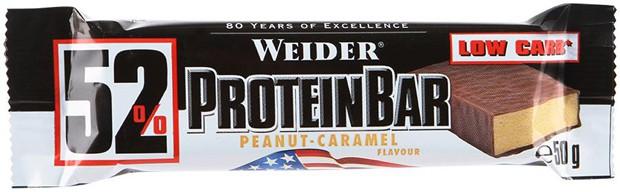 Proteinbar со вкусом орехов и карамели