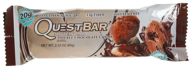 Questbar со вкусом печенья с шоколадом