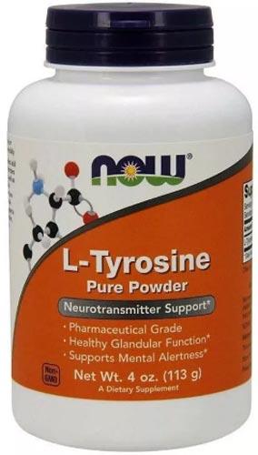 Тирозин в виде порошка