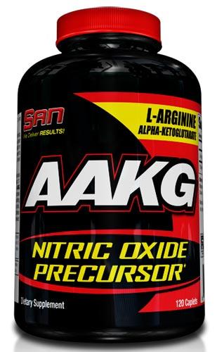 Упаковка AAKG от San