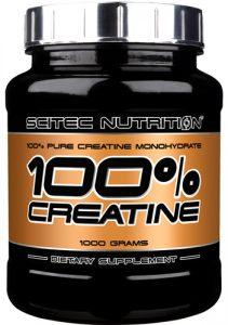 Scitec Nutrition Creatine Monohydrate 100% 1000 грамм