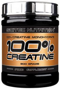 Scitec Nutrition Creatine Monohydrate 100% 300 грамм