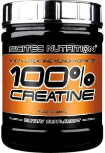 Scitec Nutrition Creatine Monohydrate 100% 500 грамм