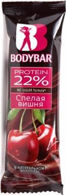 Bodybar 22% вишня