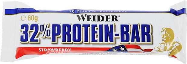 Weider 32% Protein Bar со вкусом клубники