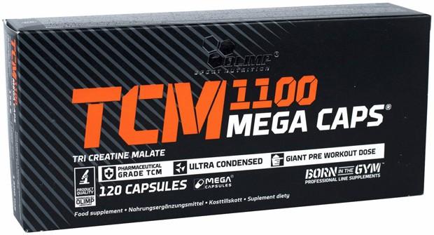 Упаковка TCM 1100 120 капсул
