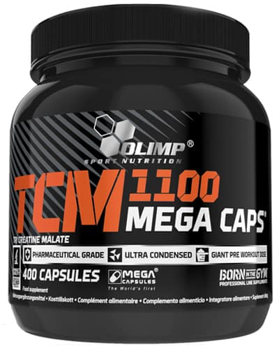 Упаковка TCM 1100 400 капсул