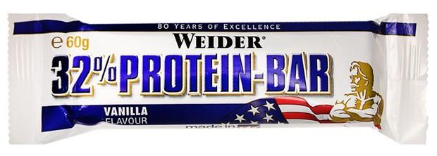 Weider 32% Protein Bar со вкусом ванили