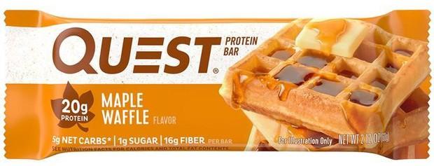 Questbar со вкусом вафель